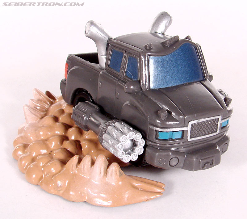 Transformers Robot Heroes Ironhide (ROTF) vehicle (Image #2 of 25)