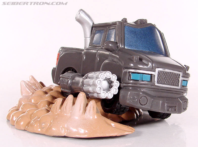 Transformers Robot Heroes Ironhide (ROTF) vehicle (Image #3 of 25)