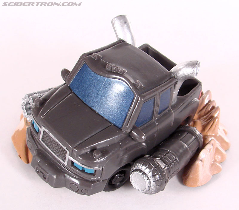 Transformers Robot Heroes Ironhide (ROTF) vehicle (Image #13 of 25)