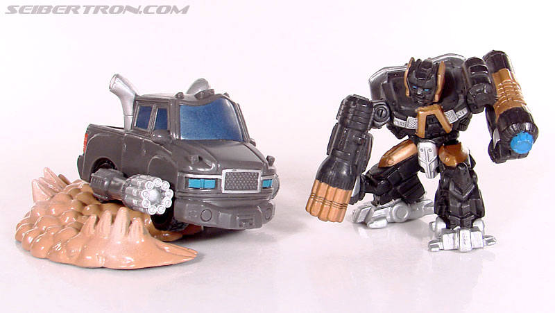 Transformers Robot Heroes Ironhide (ROTF) vehicle (Image #20 of 25)
