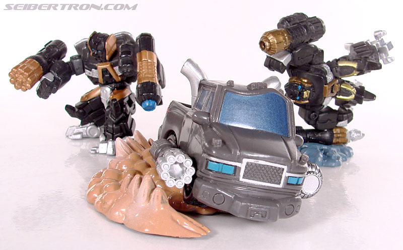 Transformers Robot Heroes Ironhide (ROTF) vehicle (Image #23 of 25)