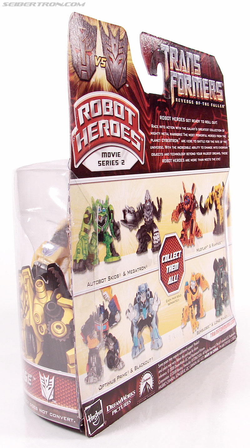 Transformers Robot Heroes Rampage (ROTF) (Image #7 of 37)