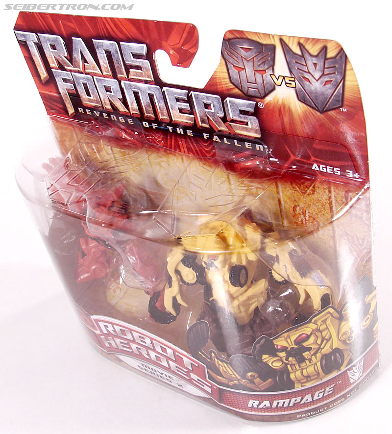 Transformers Robot Heroes Rampage (ROTF) (Image #9 of 37)