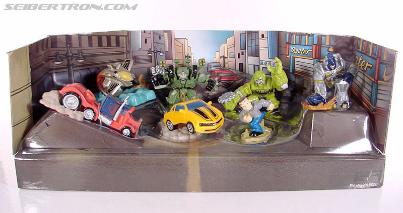 Transformers Robot Heroes Starscream (ROTF) vehicle (Image #2 of 27)