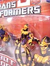 Robot Heroes Blackarachnia (BW) - Image #5 of 38