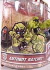 Robot Heroes Ratchet (ROTF) w/ gun - Image #13 of 54