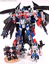 Robot Heroes Jetpower Optimus Prime (ROTF) - Image #44 of 46