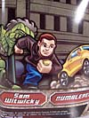 Robot Heroes Sam Witwicky (ROTF) - Image #17 of 60