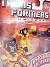 Robot Heroes Sunstreaker (G1) - Image #4 of 30