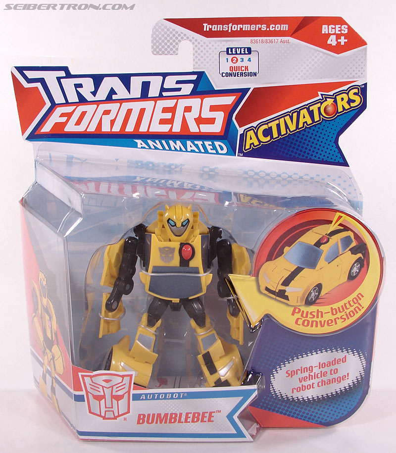Transformers Animated Bumblebee (Image #1 of 77)