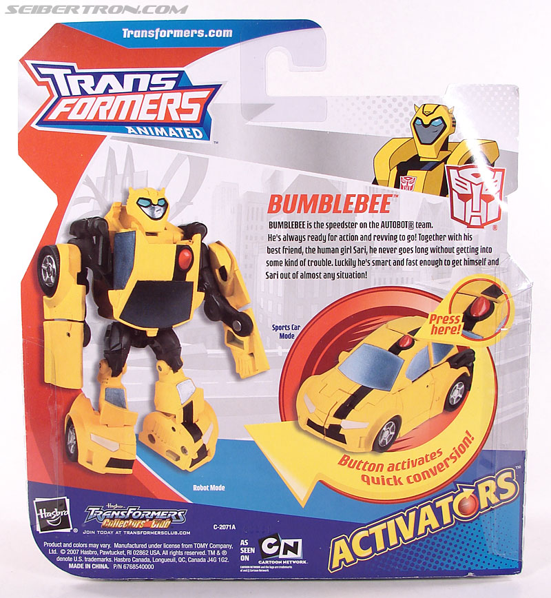 Transformers Animated Bumblebee (Image #6 of 77)