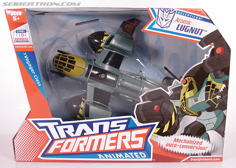 Transformers Animated Atomic Lugnut (Image #1 of 82)