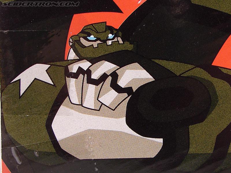 Transformers Animated Bulkhead (Image #4 of 50)