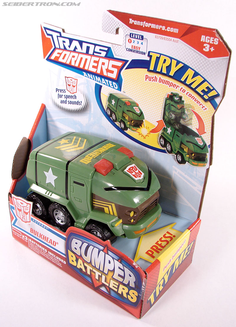 Transformers Animated Bulkhead (Image #10 of 50)