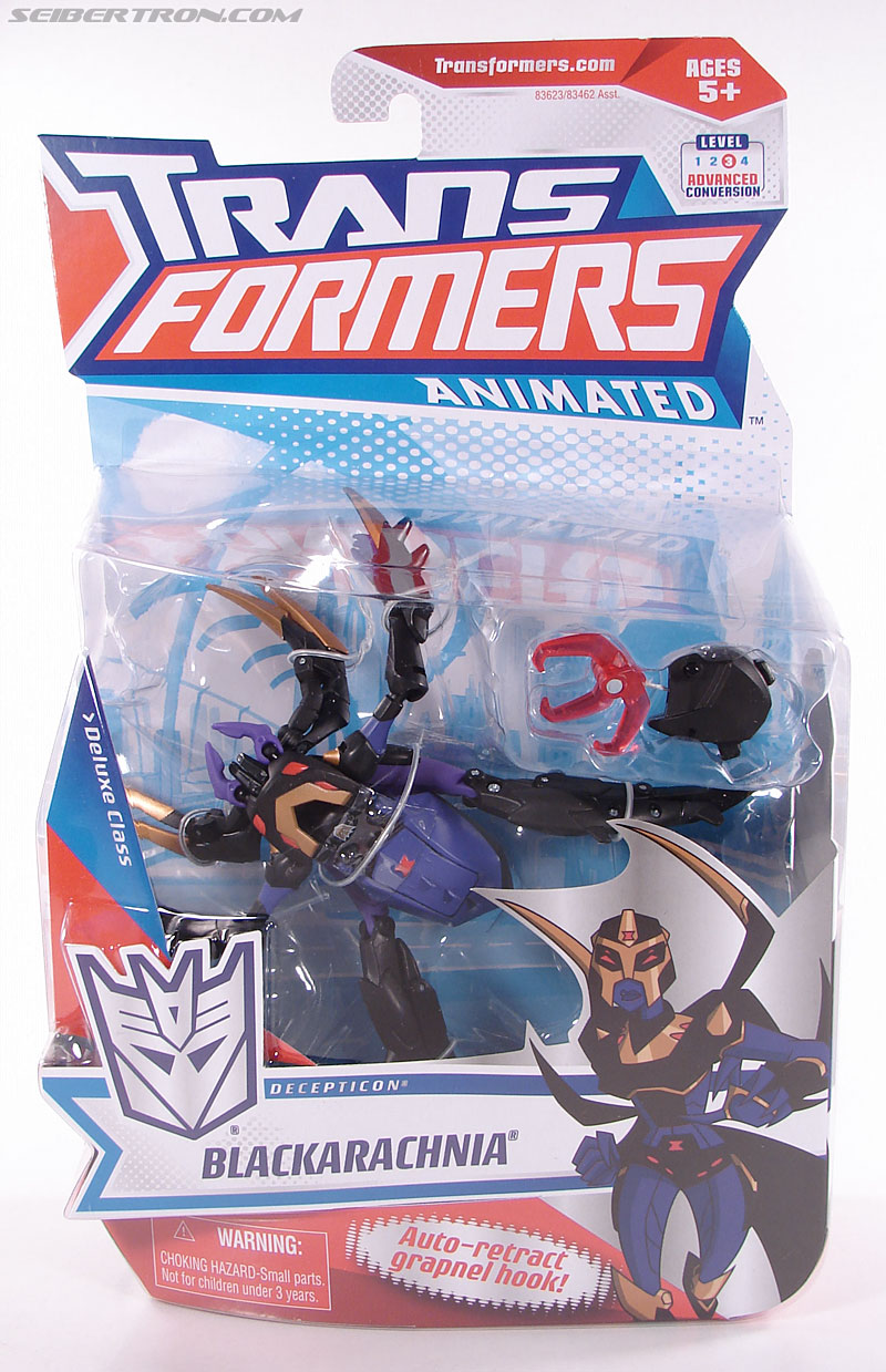 Transformers Animated Blackarachnia (Image #1 of 126)