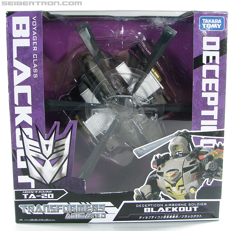 Transformers Animated Blackout (Image #1 of 164)