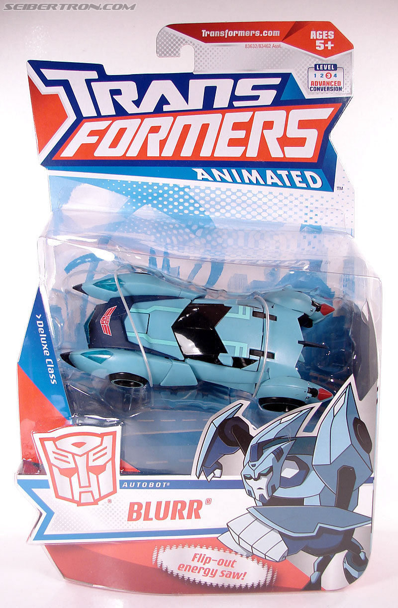 Transformers Animated Blurr (Image #1 of 96)