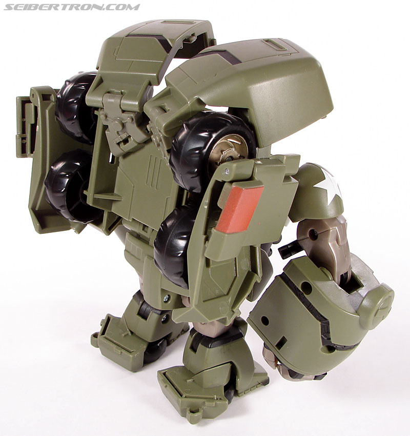 Transformers Animated Bulkhead (Ironhide) (Image #61 of 131)