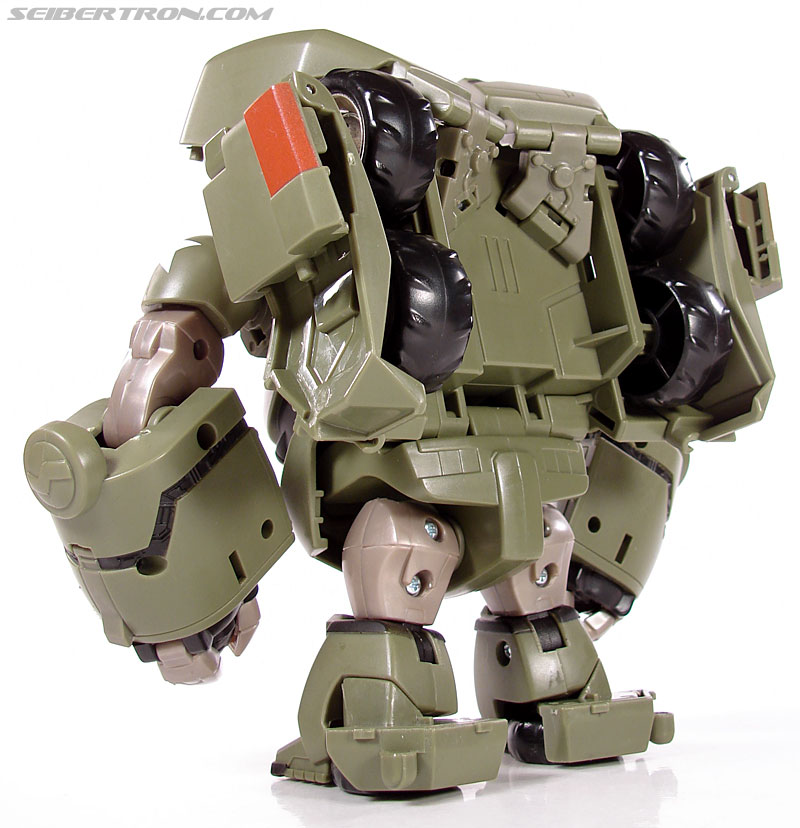 Transformers Animated Bulkhead (Ironhide) (Image #63 of 131)