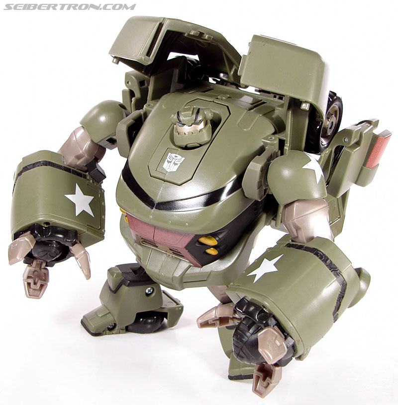 Transformers Animated Bulkhead (Ironhide) (Image #74 of 131)