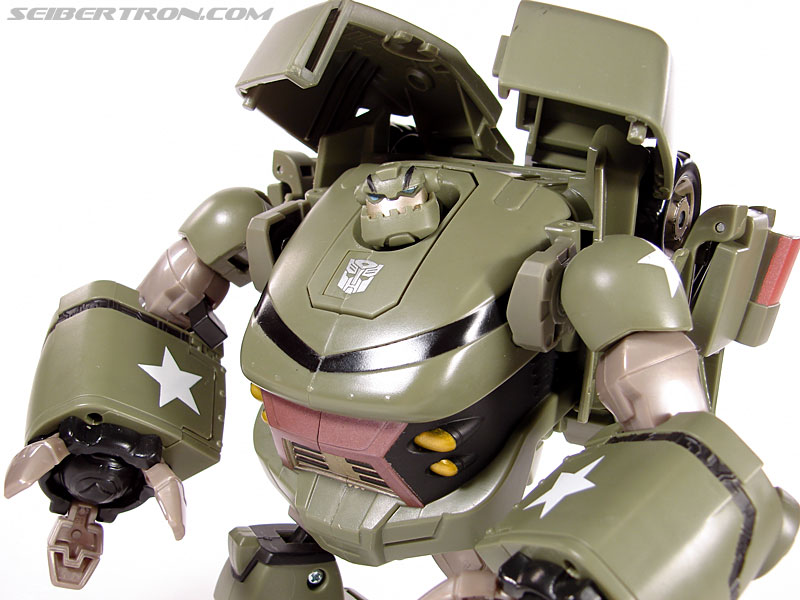 Transformers Animated Bulkhead (Ironhide) (Image #79 of 131)