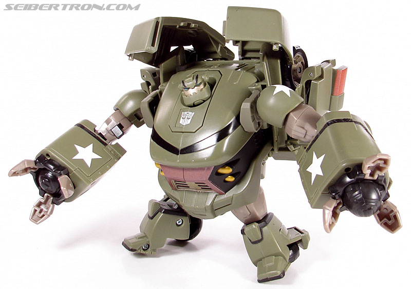 Transformers Animated Bulkhead (Ironhide) (Image #93 of 131)