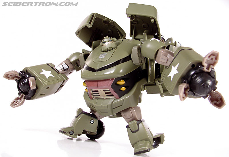 Transformers Animated Bulkhead (Ironhide) (Image #94 of 131)