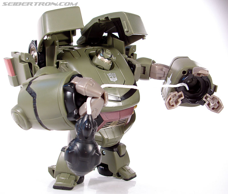 Transformers Animated Bulkhead (Ironhide) (Image #100 of 131)
