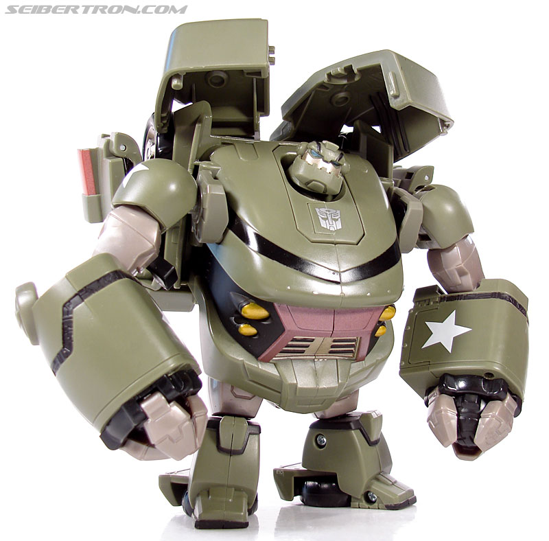 Transformers Animated Bulkhead (Ironhide) (Image #102 of 131)