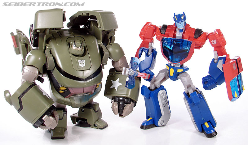 Transformers Animated Bulkhead (Ironhide) (Image #108 of 131)
