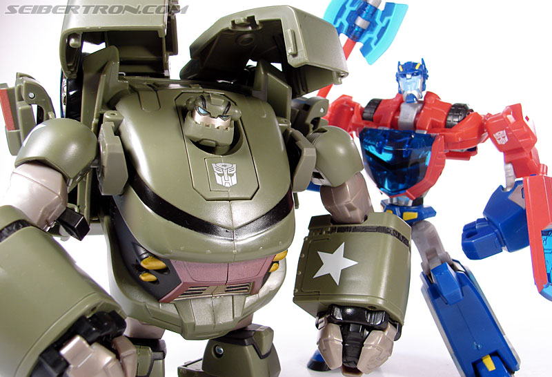 Transformers Animated Bulkhead (Ironhide) (Image #110 of 131)