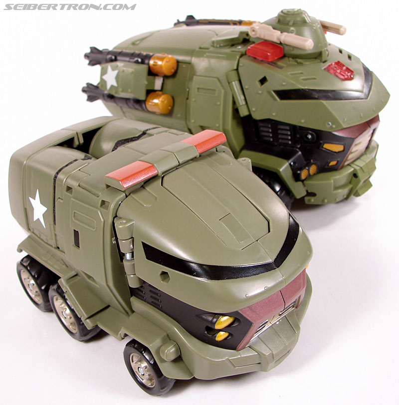 Transformers Animated Bulkhead (Ironhide) (Image #124 of 131)