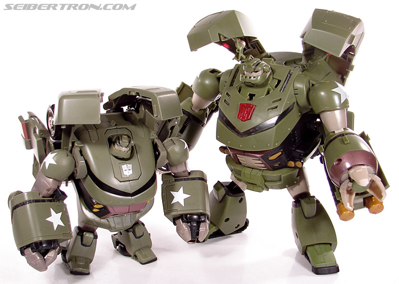 Transformers Animated Bulkhead (Ironhide) (Image #127 of 131)