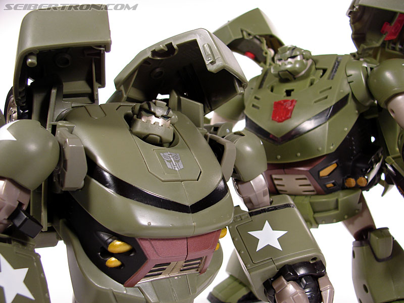 Transformers Animated Bulkhead (Ironhide) (Image #128 of 131)