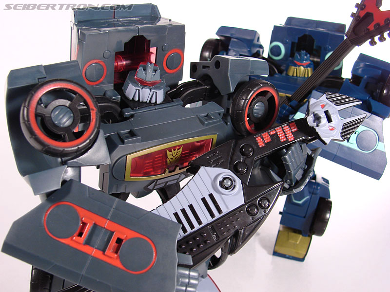 Transformers Animated Electrostatic Soundwave (Soundblaster) (Image #98 of 144)