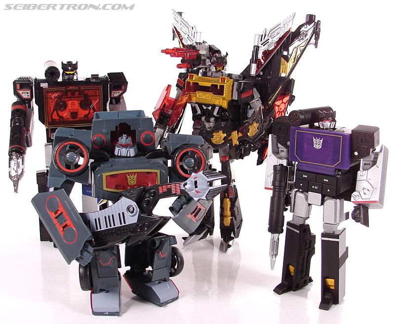 Transformers Animated Electrostatic Soundwave (Soundblaster) (Image #140 of 144)