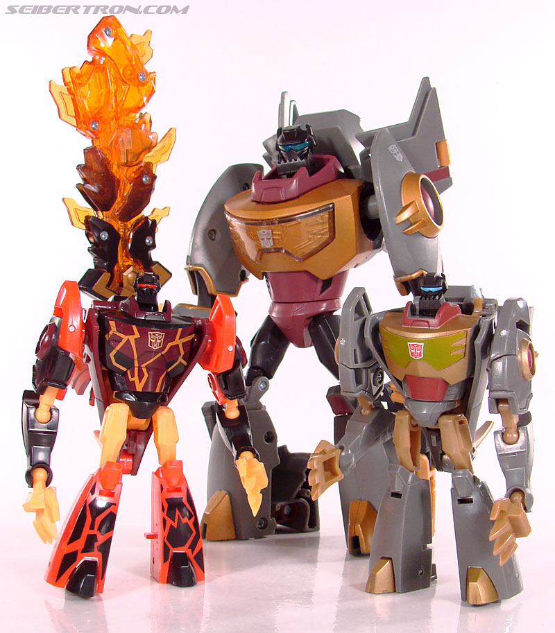 Transformers Animated Fireblast Grimlock (Image #79 of 90)