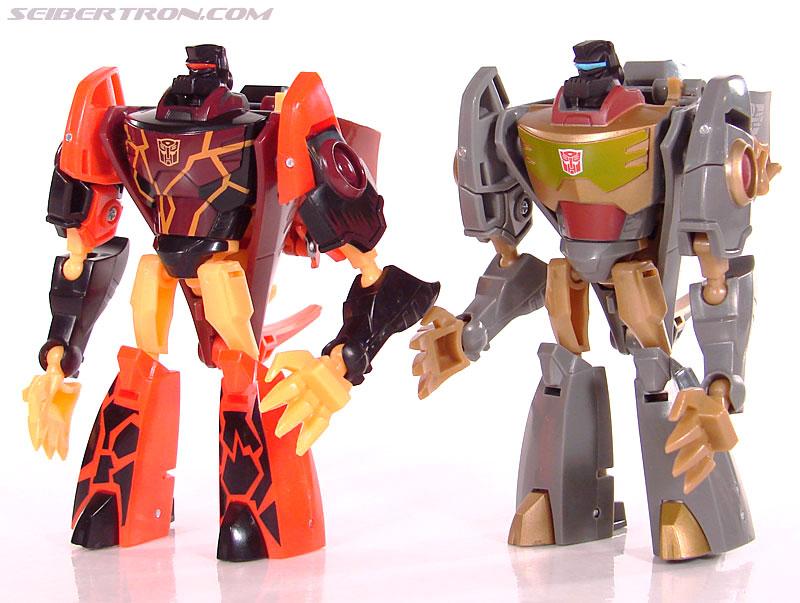 Transformers Animated Fireblast Grimlock (Image #85 of 90)