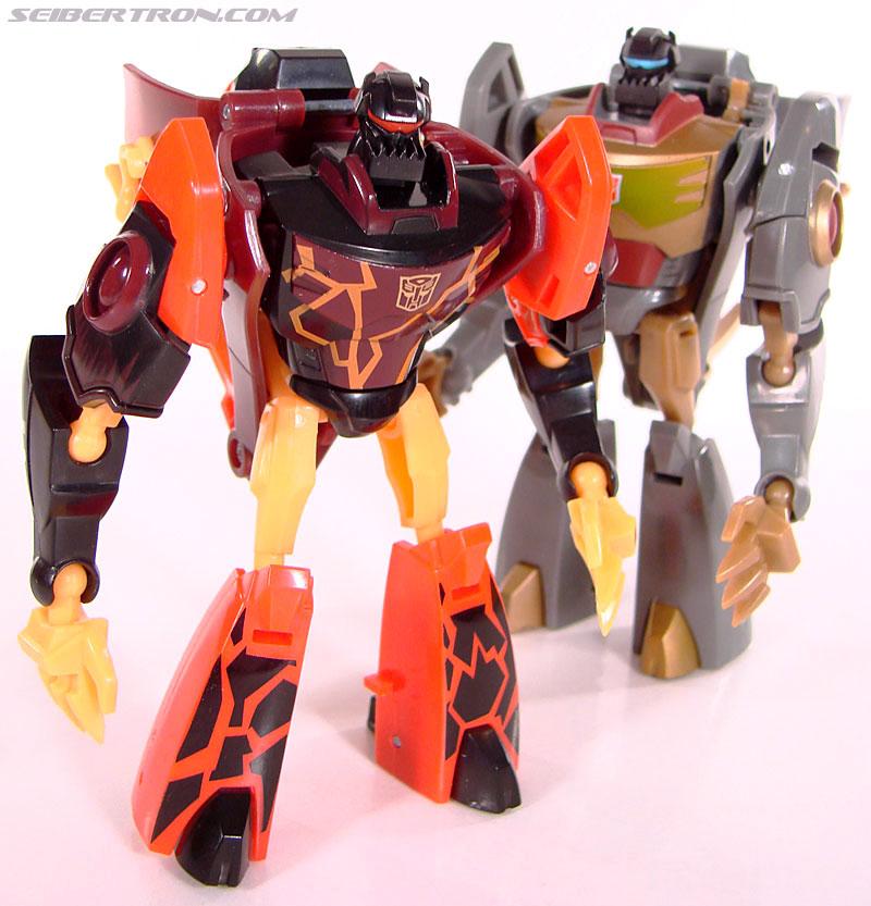 Transformers Animated Fireblast Grimlock (Image #86 of 90)