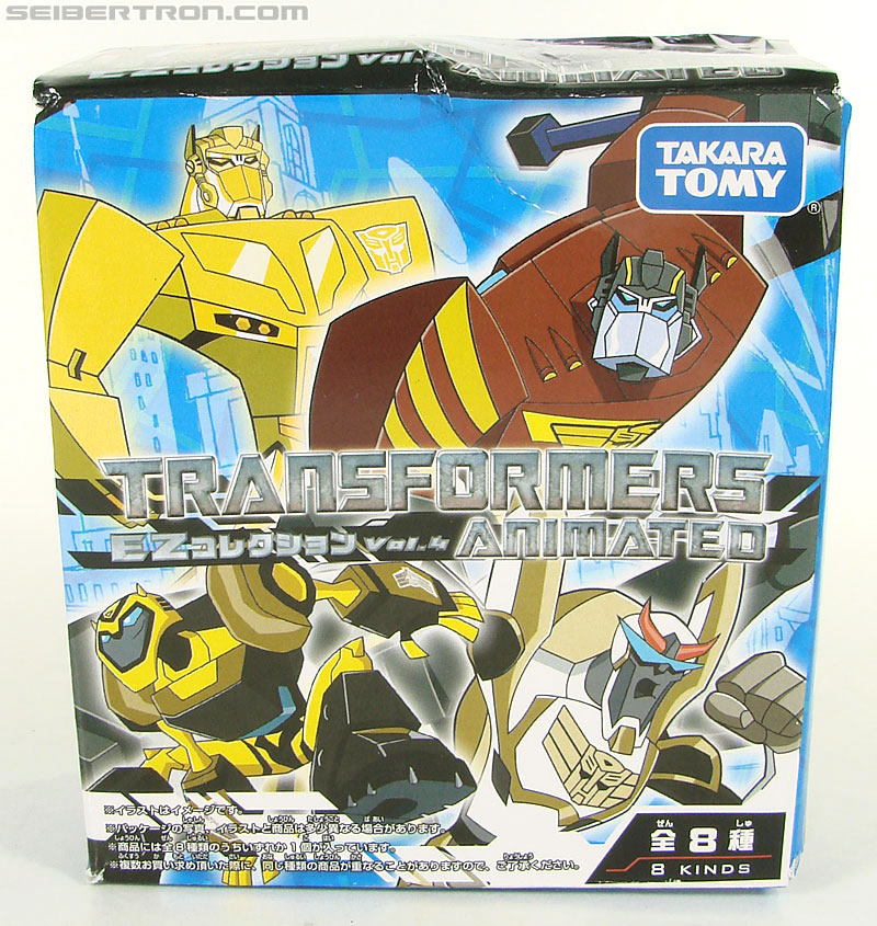 Transformers Animated Elite Guard Prowl (Image #1 of 91)