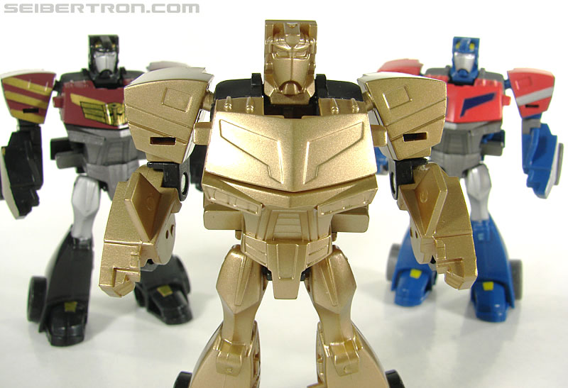 Transformers Animated Gold Optimus Prime (Image #51 of 54)