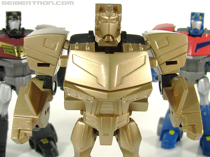 Transformers Animated Gold Optimus Prime (Image #52 of 54)