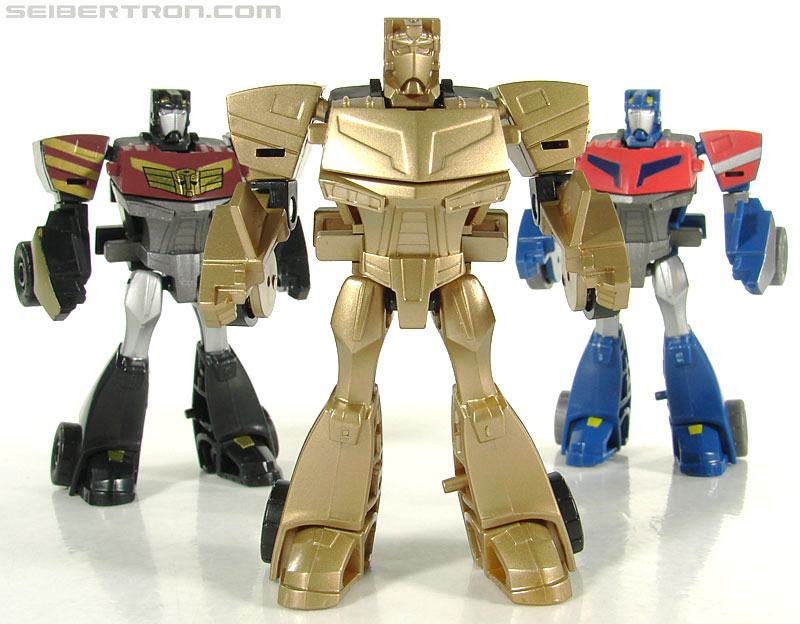Transformers Animated Gold Optimus Prime (Image #53 of 54)