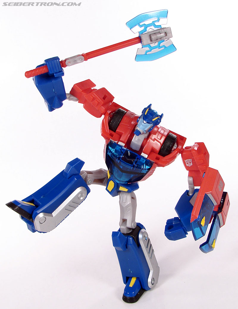 Transformers Animated Optimus Prime (Cybertron Mode) (Image #79 of 125)
