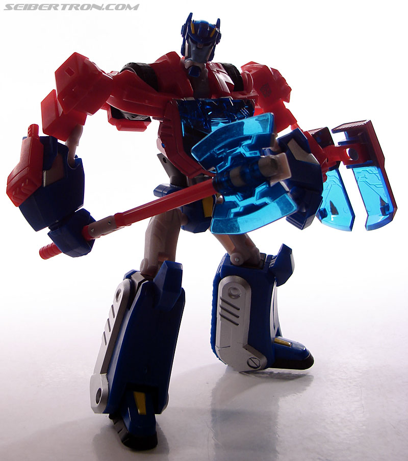 Transformers Animated Optimus Prime (Cybertron Mode) (Image #90 of 125)