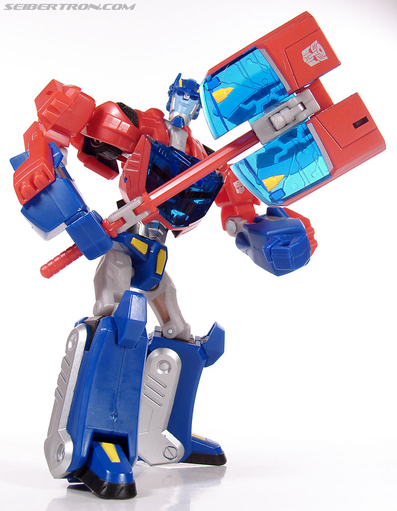 Transformers Animated Optimus Prime (Cybertron Mode) (Image #96 of 125)