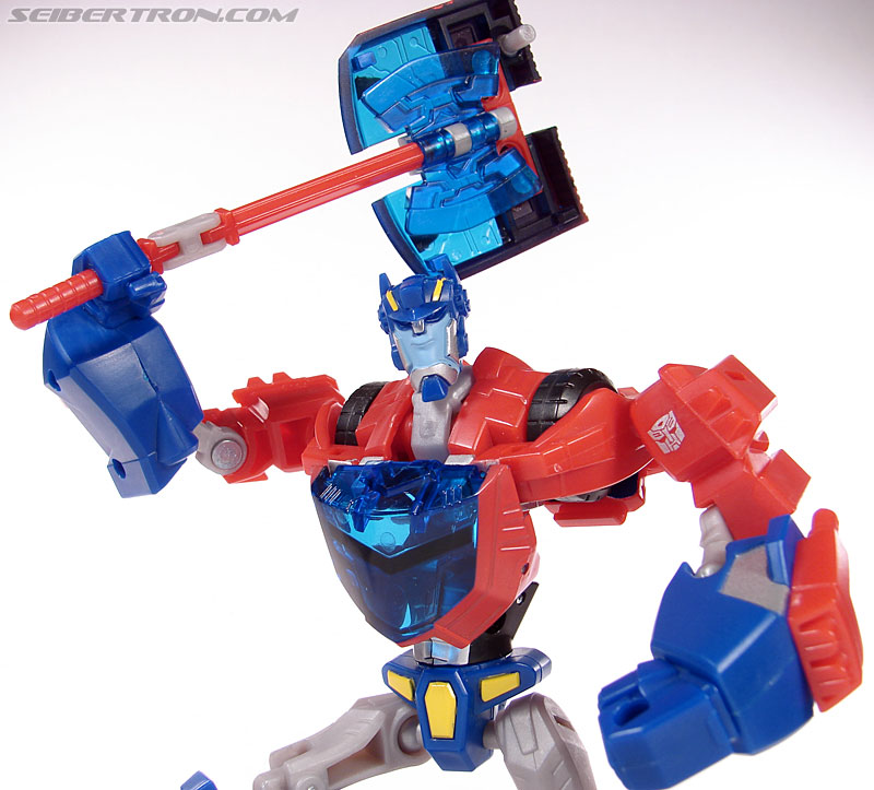 Transformers Animated Optimus Prime (Cybertron Mode) (Image #99 of 125)