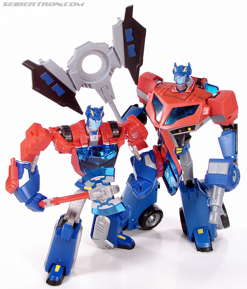 Transformers Animated Optimus Prime (Cybertron Mode) (Image #106 of 125)