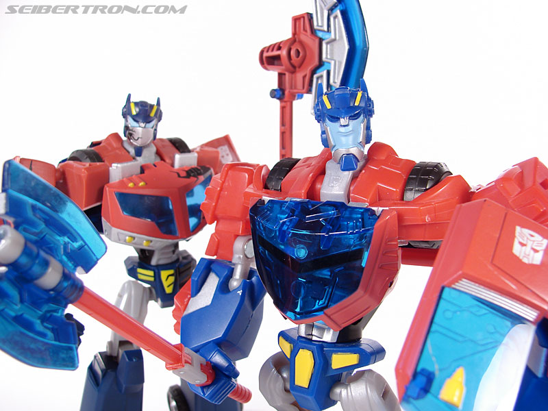 Transformers Animated Optimus Prime (Cybertron Mode) (Image #122 of 125)