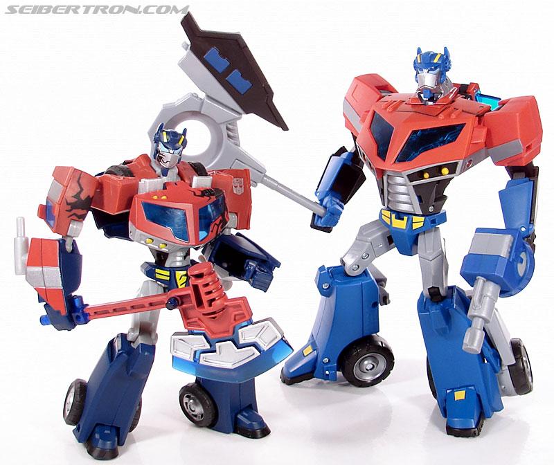Transformers Animated Optimus Prime (Image #76 of 118)